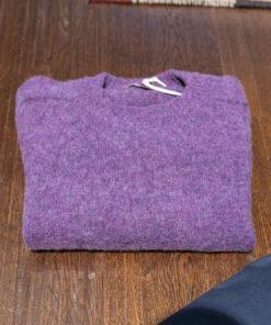 Maglione giro collo